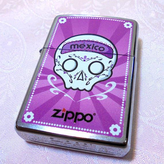 Zippo スカル2