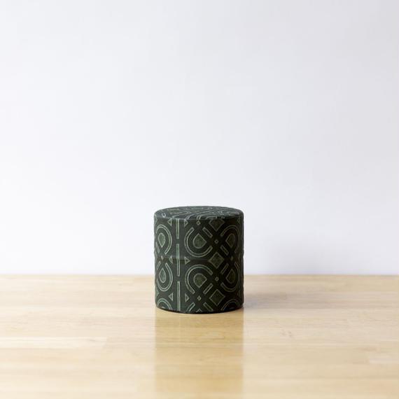 茶缶・小(黒)