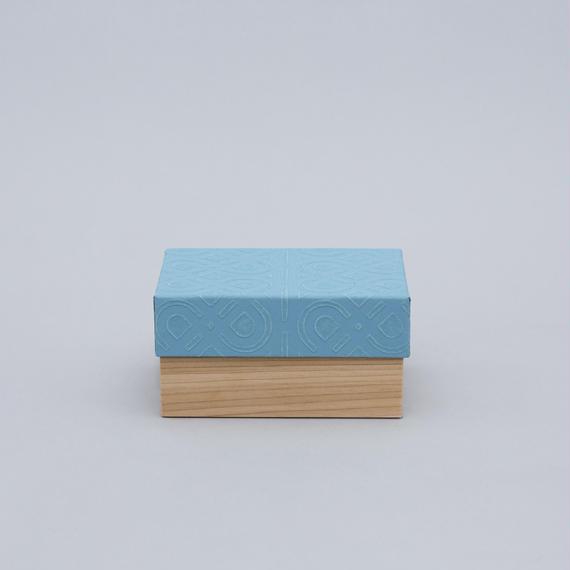 和紙箱・kikagaku(淡青)