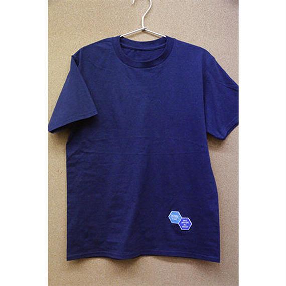 せりか基金ワッペンTシャツ (Sサイズ/Mサイズ/Lサイズ)