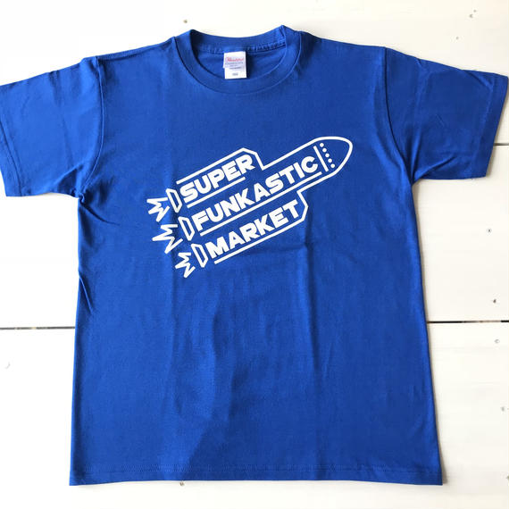 SF  T-shirts (BLUE)