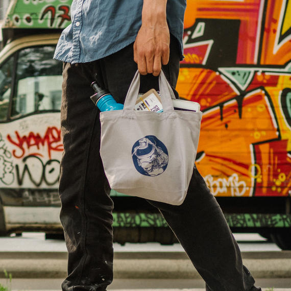 Graffiti bag (for 6 spray cans)