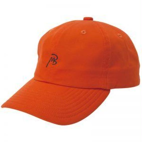 17102 - MB WASH CAP  (ORANGE)