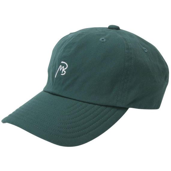 17102 - MB WASH CAP  (DK.GREEN)