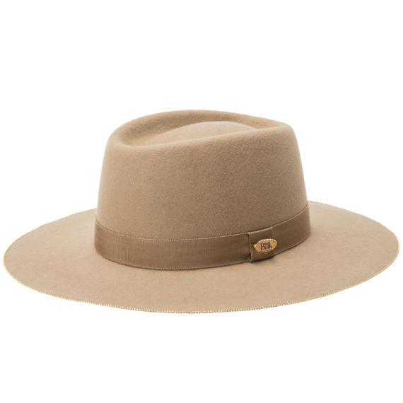 17306 ( DIACUT HAT)  BEIGE