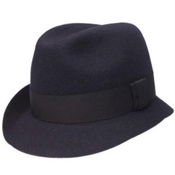 11403-ASYMMETRY HAT NAVY 60cm