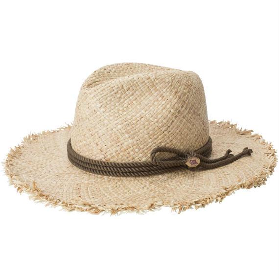 18113   W RAFFIA HAT (BEIGE)