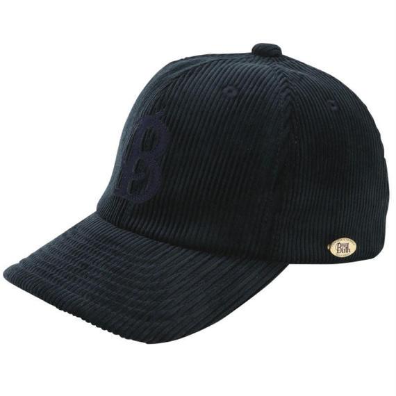 18301  CORDUROY B-CAP (NAVY)