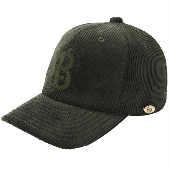 18301  CORDUROY B-CAP (OLIVE)