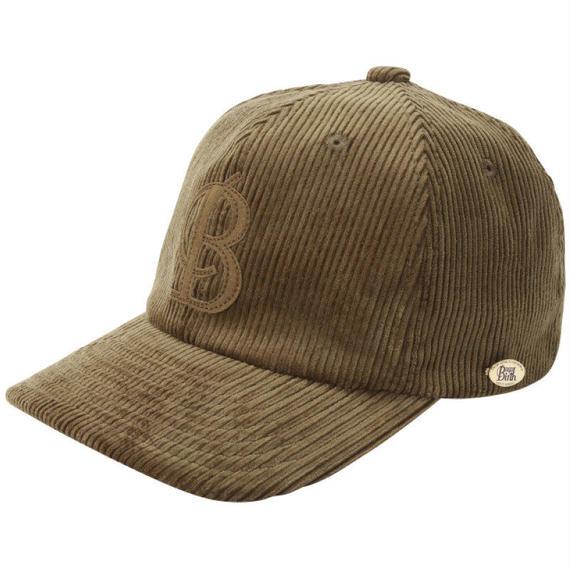 18301  CORDUROY B-CAP (BEIGE)