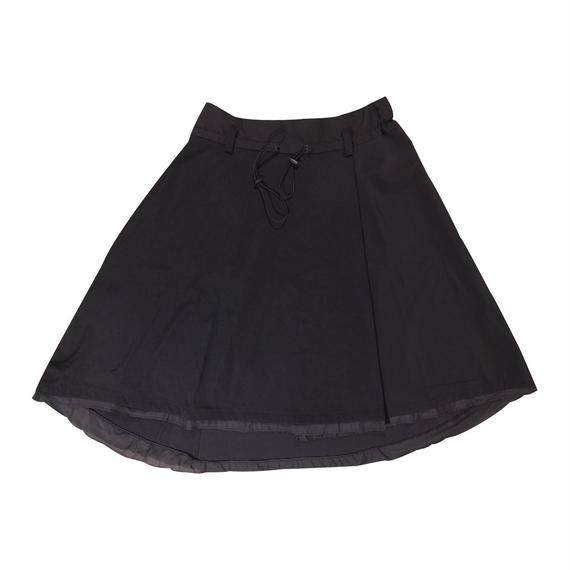 Nylon Chino Skirt