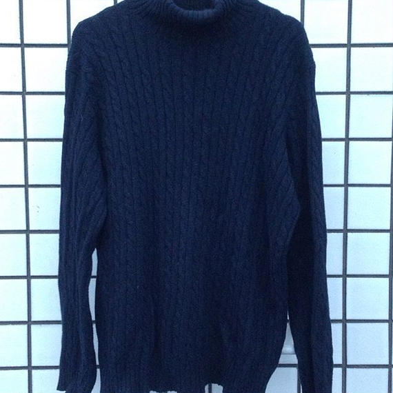 polo  ralph  rauren  turtleneck  knit