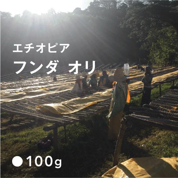 エチオピア フンダ オリ ウォッシュト /  浅煎り (Medium Roast)