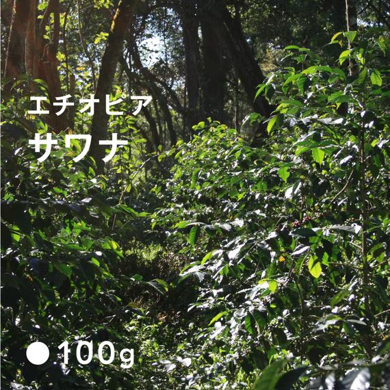 エチオピア サワナ / 浅煎り
