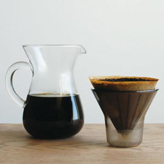 KINTO SLOW COFFEE STYLE コーヒーカラフェセット プラスチック 600ml
