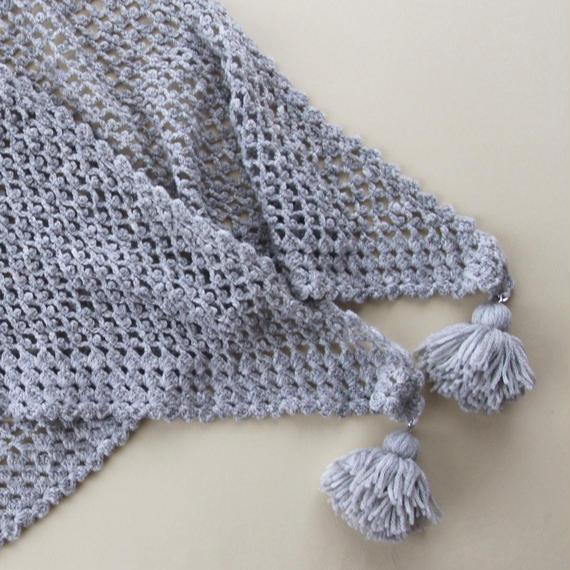 ワークショップ@京都・イトコバコ(12/2)「軽やかウール糸で編むショール」お申し込み