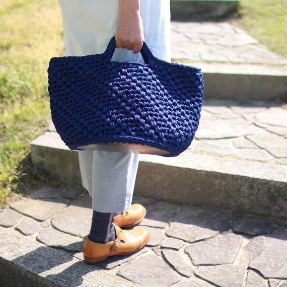 【終了】ワークショップ@yamagiwa金沢(7/8)「フィンランドの糸で編む大きなバスケット」お申し込み