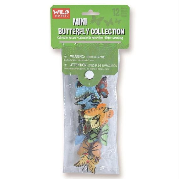 蝶々 ミニ ポリバッグコレクション 22121