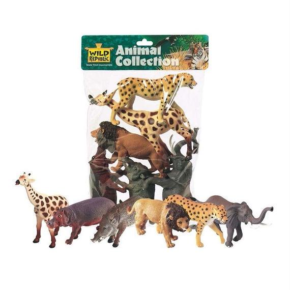 アフリカン ポリバッグコレクション 64003