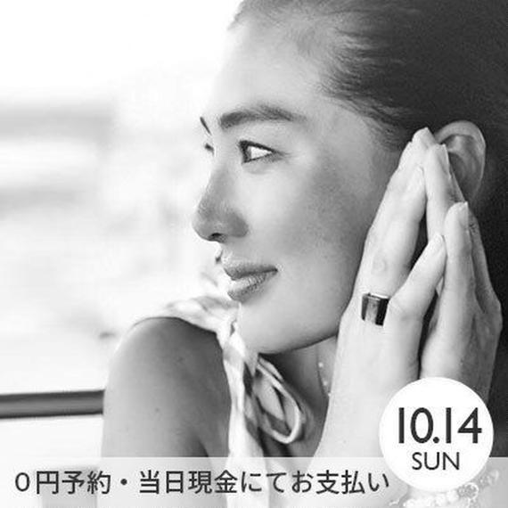 【TAMAO】2018.10.14 11:00〜11:15(受付開始10:30) ヨガレッスン@MARINE & WALK YOKOHAMA