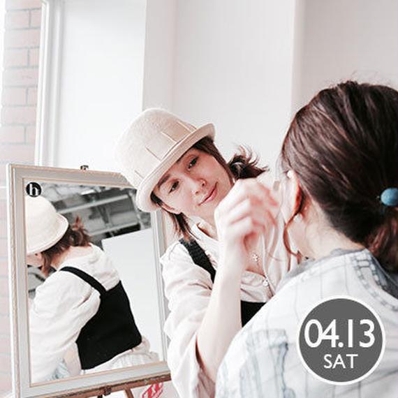 【小顔リンパ矯正】2019.4.13 11:00〜17:00 ワークショップ@MARINE & WALK YOKOHAMA