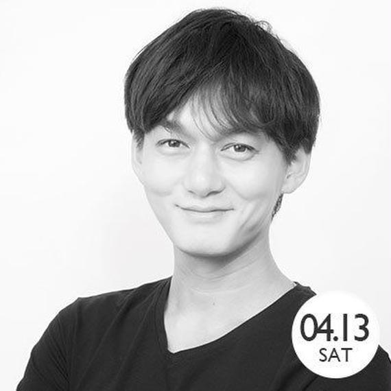 【堀井 祐介】4月13日(土)13:00〜14:00〈60分〉(受付開始 12:30)@MARINE & WALK YOKOHAMA