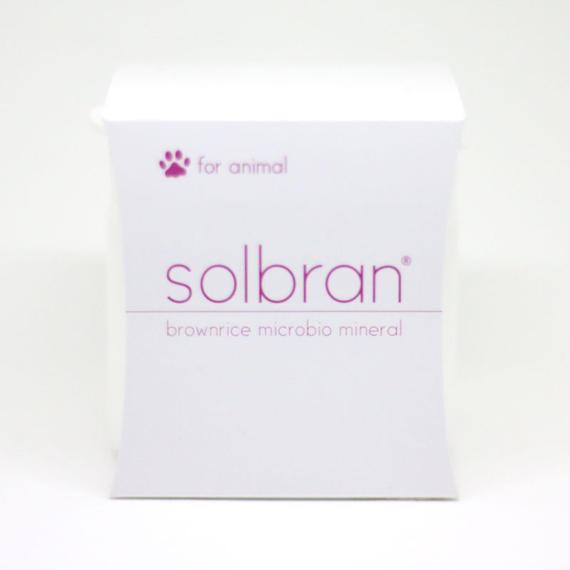 醗酵米ぬか粉末サプリメント(動物用) Solbran for animal ソルブランアニマル
