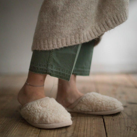 Pure Wool   Slippers