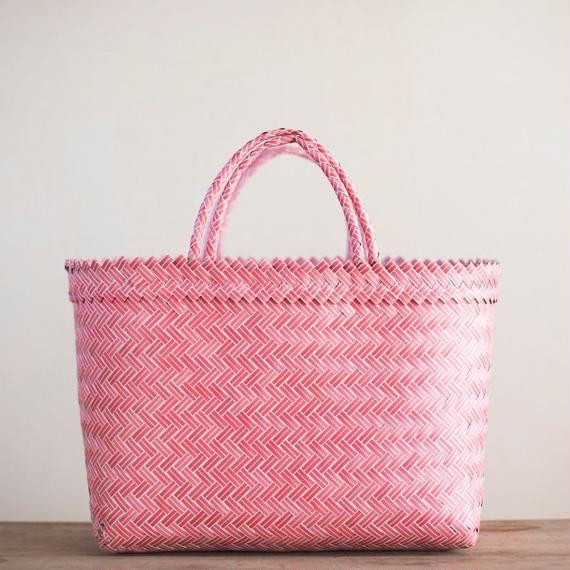 Large Pasar Basket - Pink