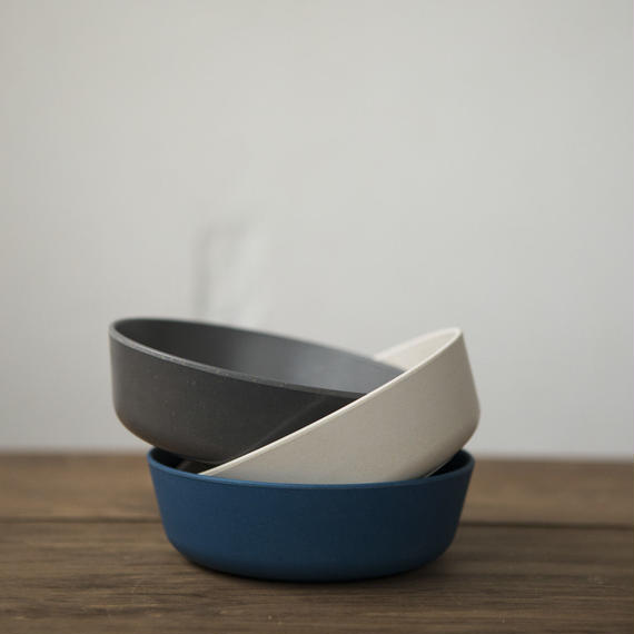 Bamboo Bowl -Biodegradable  / Eco SouLife
