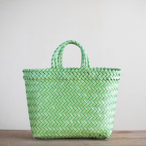 Small Pasar Basket - Green