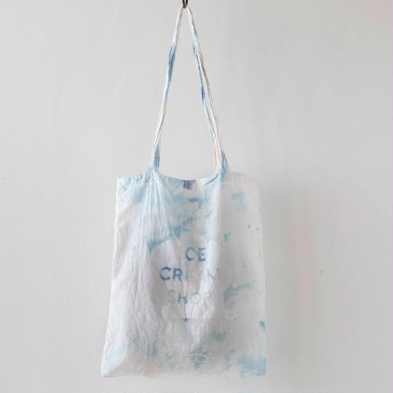 Pearl Coral & Star - Ice Cream Shop Tie-Dye Bag