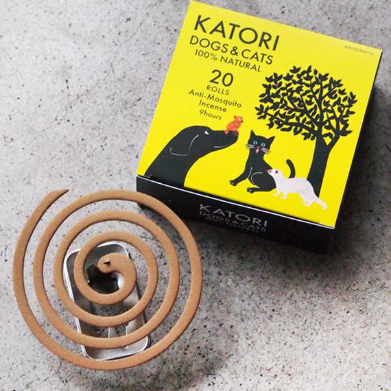 KATORI DOGS&CATS  / Apollo & Char