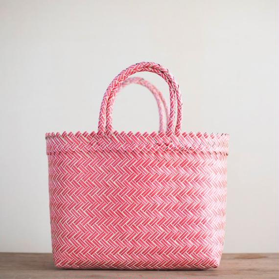 Small Pasar  Basket - Pink