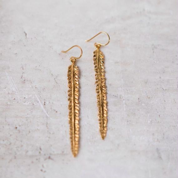 Parna Earring Gold / Temple of the Sun