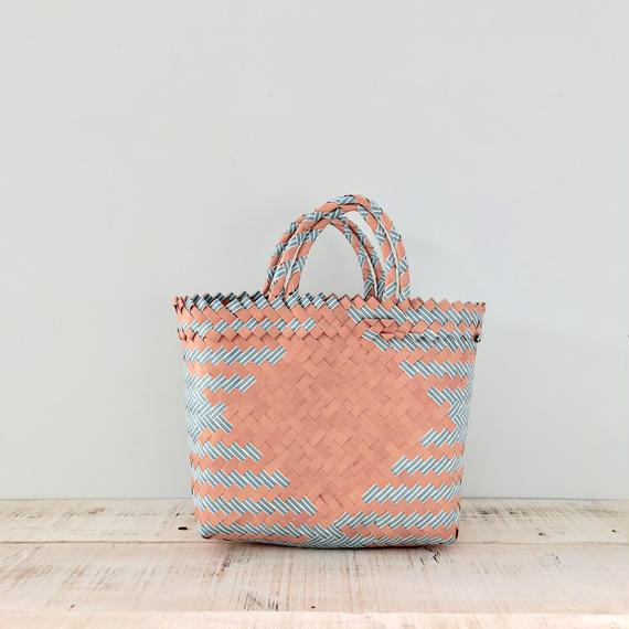 Pasar Basket - XS /  Pink x Pale Blue