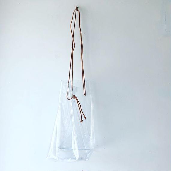 ARCHI×YUMI SAITO clear bag M