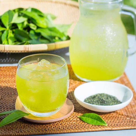 庵 山の水出し緑茶