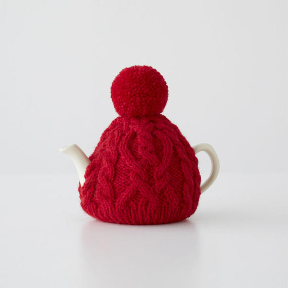 TEA COSY / Red