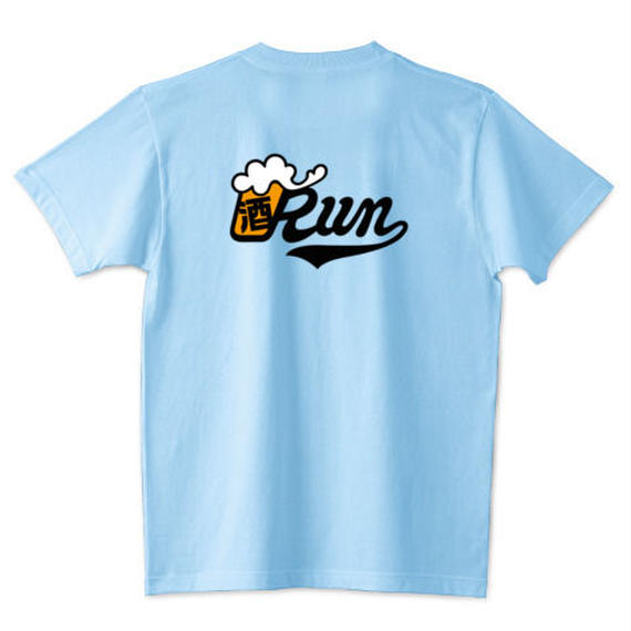 00300_ドライTシャツ(ライトブルー)