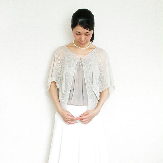 ◆即納◆Lyra[リラ] カーディガン・トップス / アイシー・グレー / Mサイズ