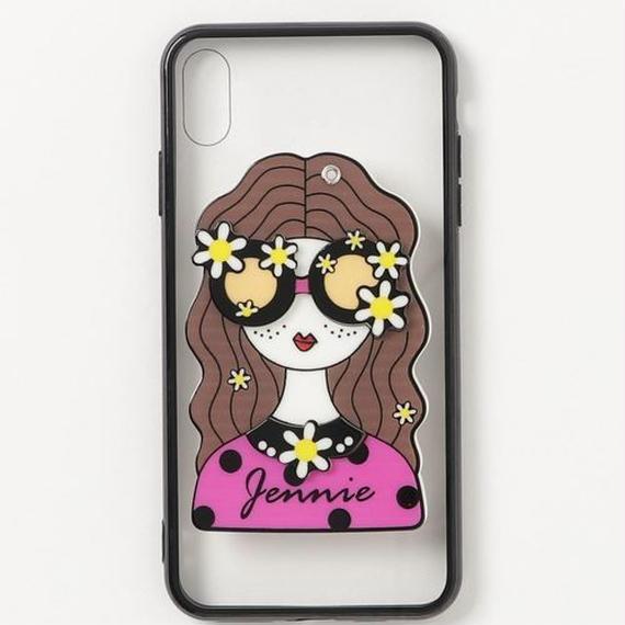 【GLORY】 gennie iPhoneケース