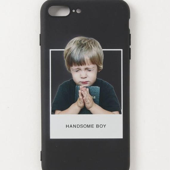 【GLORY】 HANDSOME BOY iPhoneケース