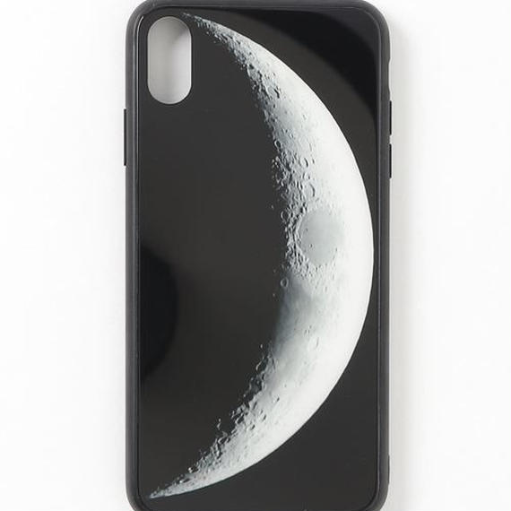 【GLORY】 space moon iPhoneケース