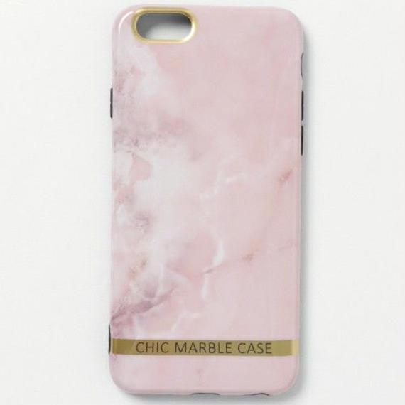 【GLORY】大理石調 ライン iPhoneケース