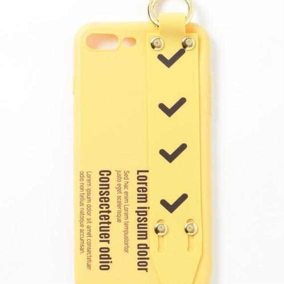 【GLORY】Strap belt iPhoneケース