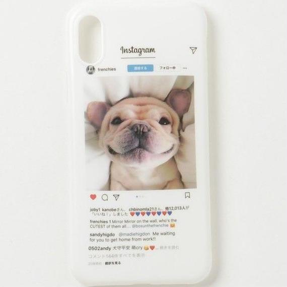 【GLORY】Dog photo iPhoneケース