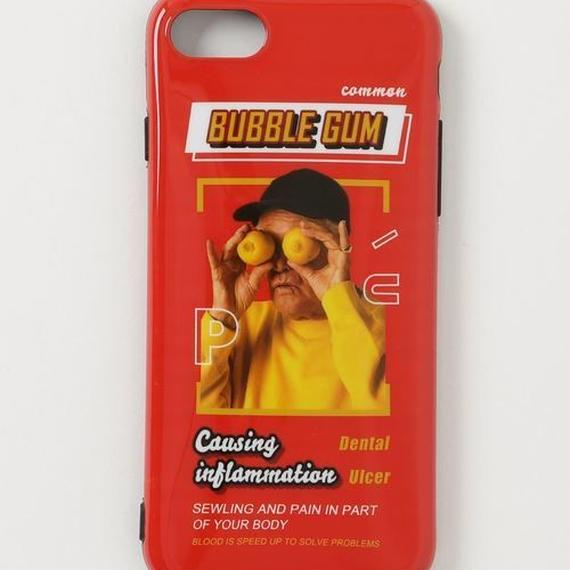 【GLORY】 BUBBLE GUM iPhoneケース