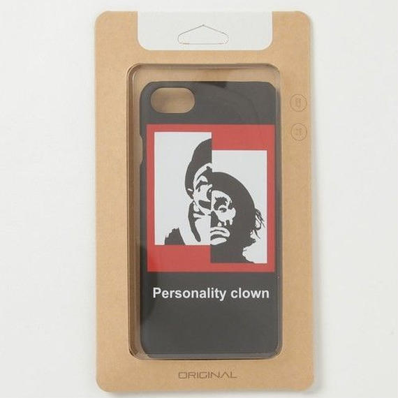GLORY】Personality clown iPhoneケース