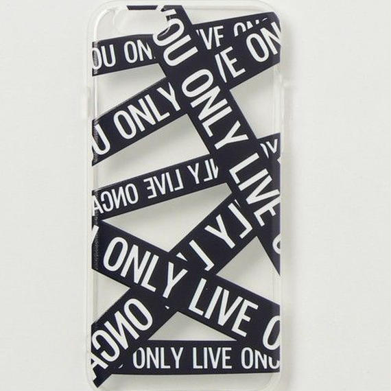 【GLORY】 ONLYLIVE iPhoneケース